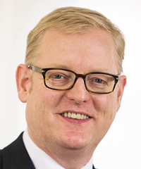 Markus Frank, Stadtrat, Dezernat Wirtschaft, Sport, Sicherheit und Feuerwehr
