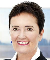 Rosemarie Heilig,  Dezernentin für Umwelt und Frauen