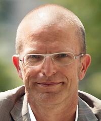 Stefan Majer, Stadtrat, ehemaliger Dezernent für Verkehr, jetzt für Personal und Gesundheit