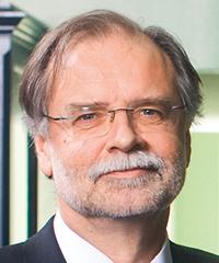 Prof. Dr. Dr. h. c. Volker Mosbrugger, Generaldirektor, Senckenberg Forschungsinstitut und Naturmuseum
