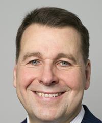 Detlev Osterloh, Mitglied der Geschäftsführung, IHK Frankfurt