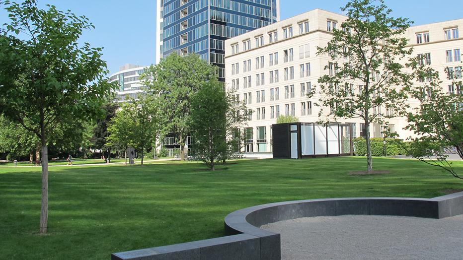 Rothschildpark © Grünflächenamt