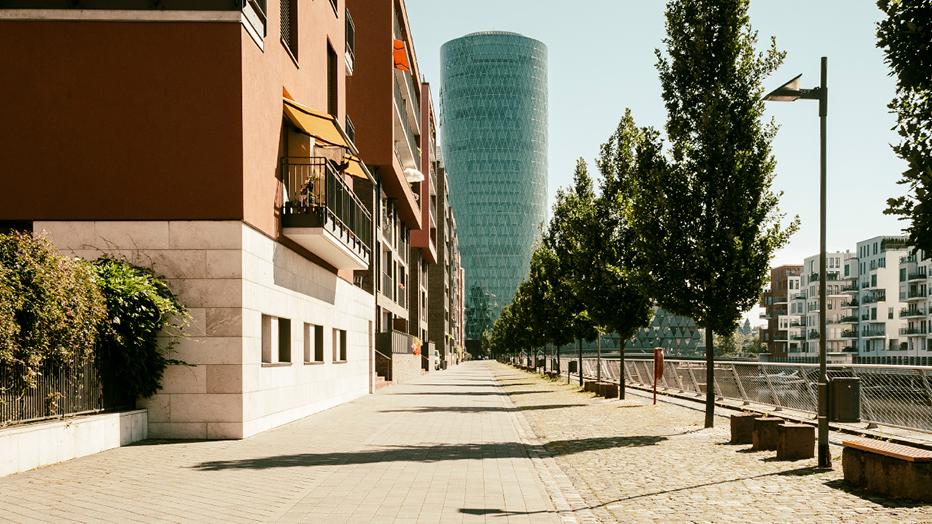 Westhafen Frankfurt, Foto: iStock