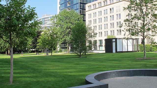 Rothschildpark: © Grünflächenamt