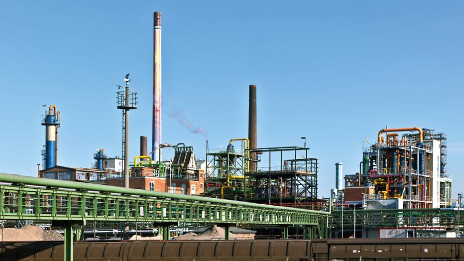 Industriepark Höchst, © 123rf/meinzahn