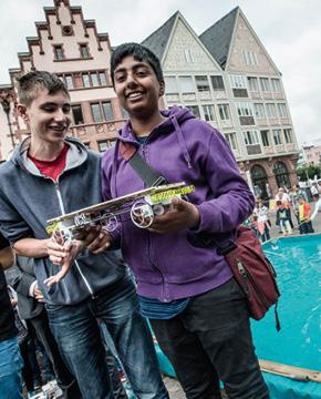 © Umweltlernen e.V., Foto: Bernd Hartung