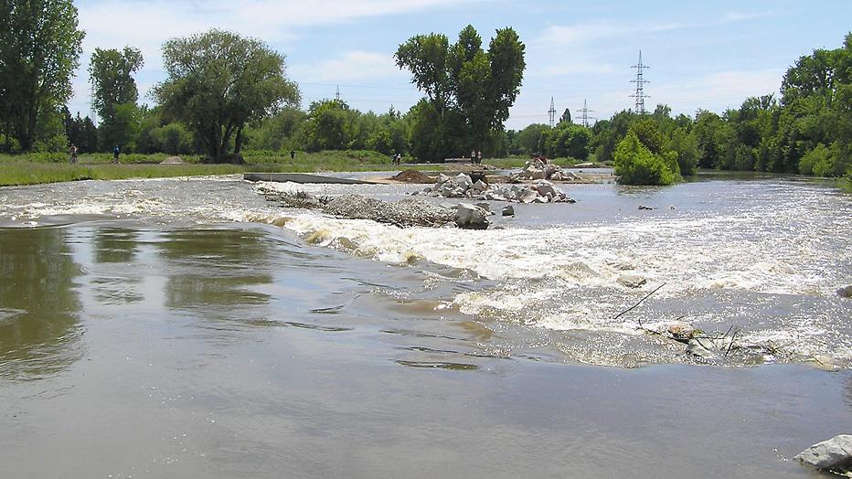 © Stadtentwässerung Frankfurt am Main, Foto: Heike Popp, BGS Wasserwirtschaft